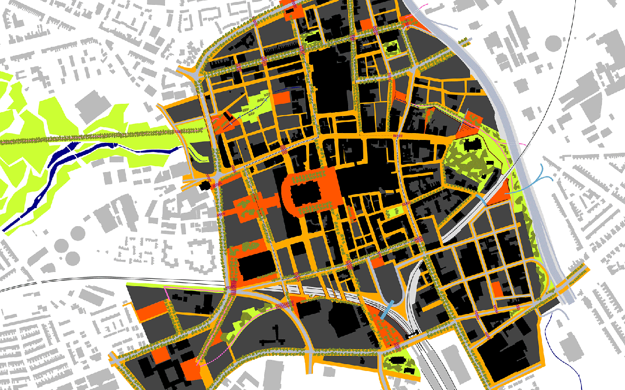Bolton Public Realm Implementation Framework