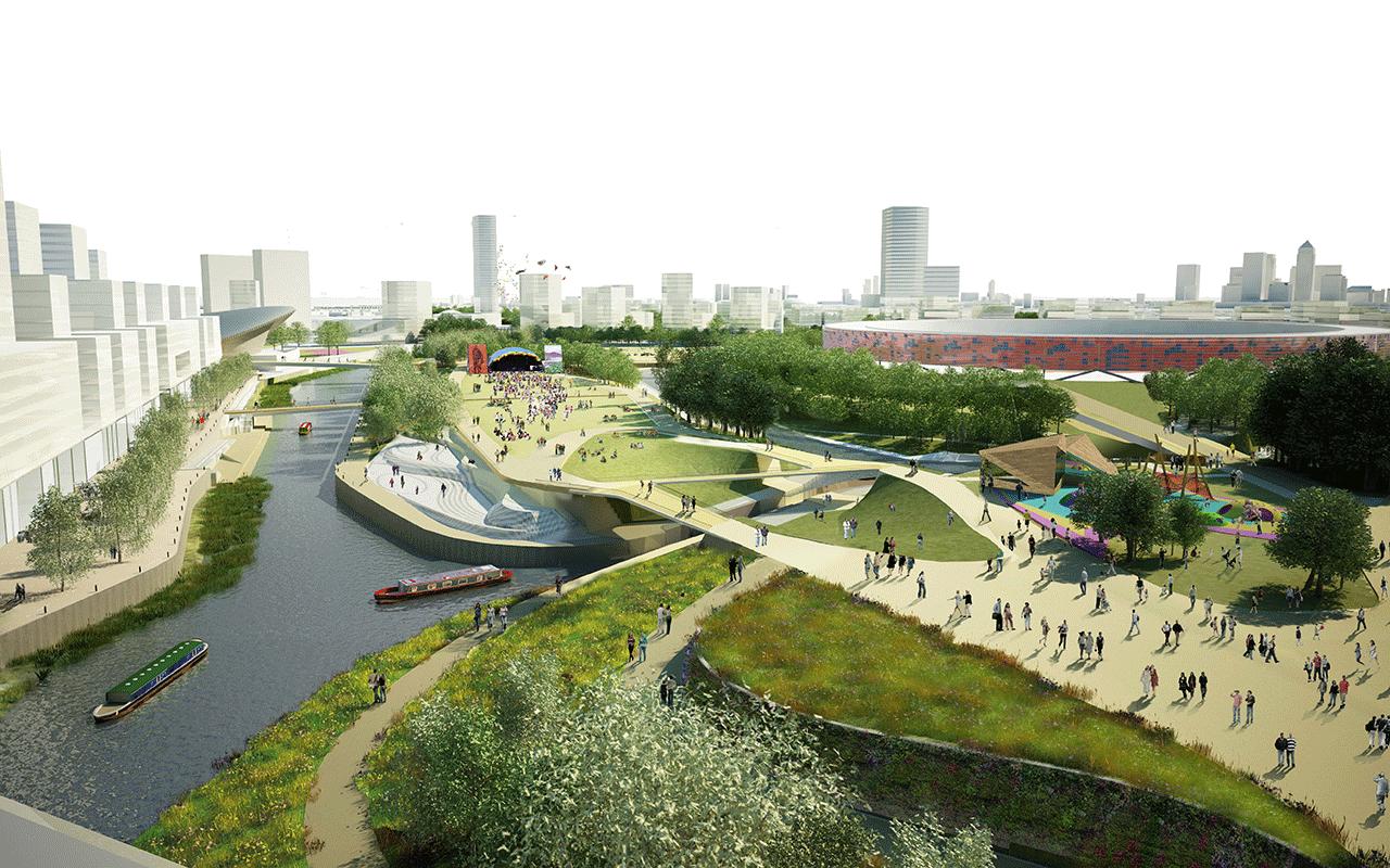 London 2012 Olympics Legacy Masterplan Framework