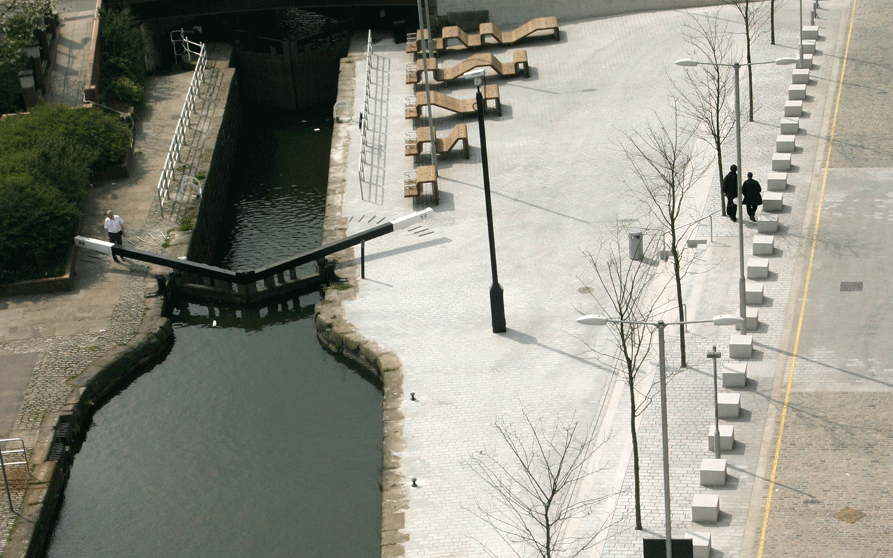 Canal Square, Ancoats