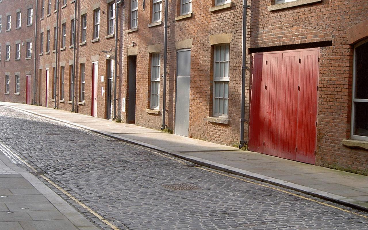 Streetscape, Ancoats